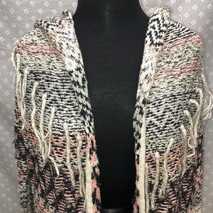 Jessica Simpson Hooded Cardigan Sweater